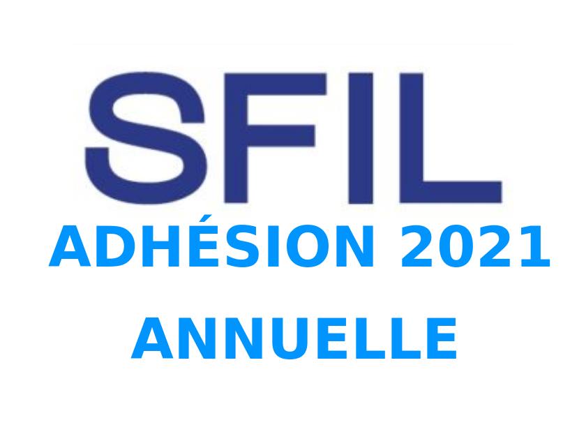 Sfil Elargi Adhésion Annuelle 2021
